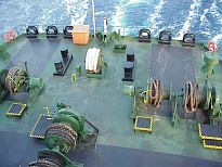 stern mooring winches